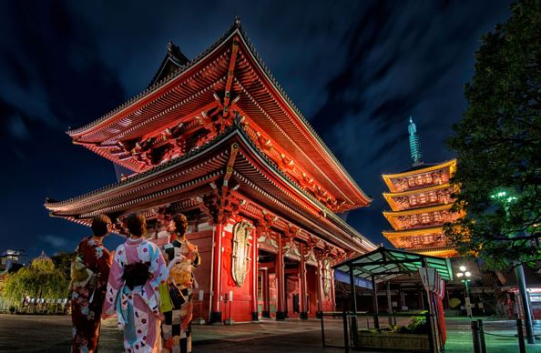 Timeless Tokyo