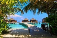 maldives resort
