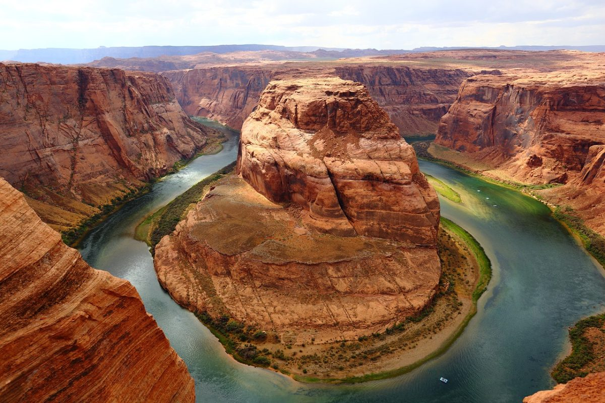 horseshoe-bend-1908283_1280