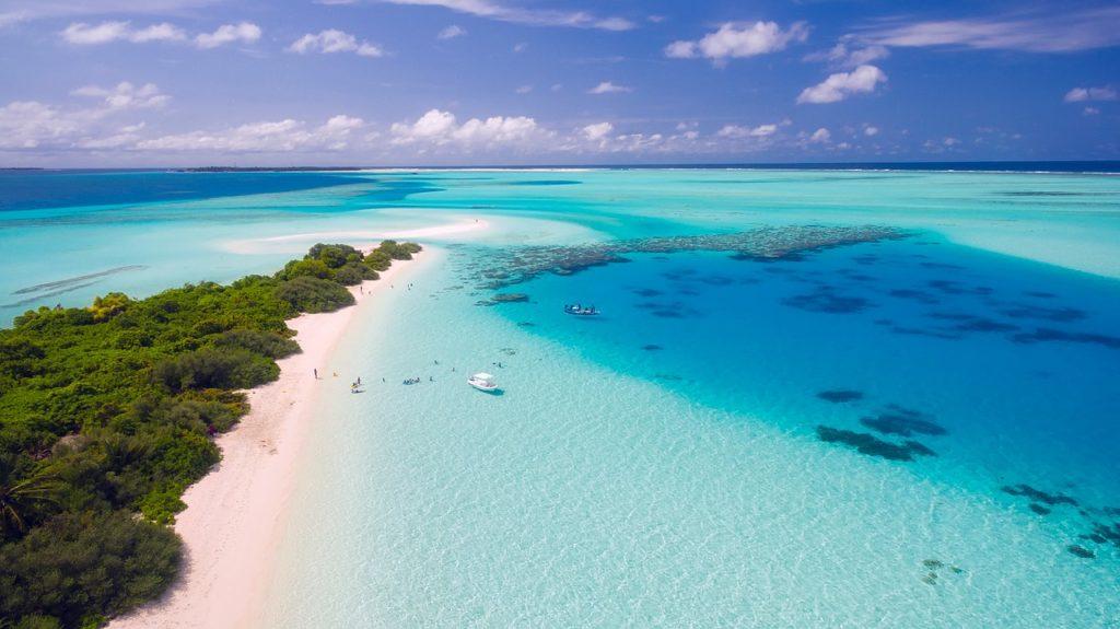 Luxurious Maldives